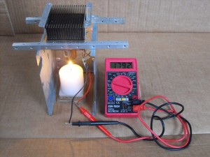 TEC Generating 1.8VDC