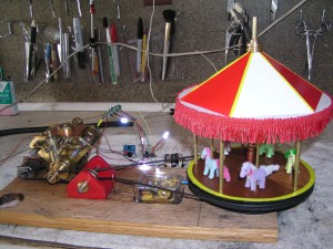 Jerry&#039;s Carousel pic3