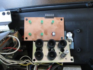 phono control board replacement