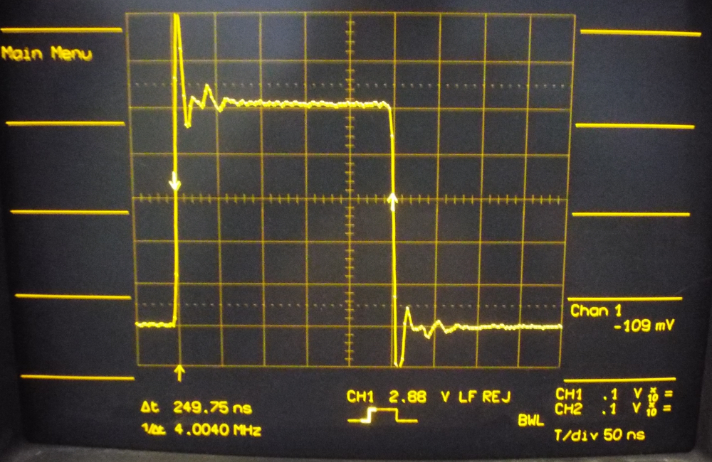 Changing PWM Frequency on the Arduino Diecimila