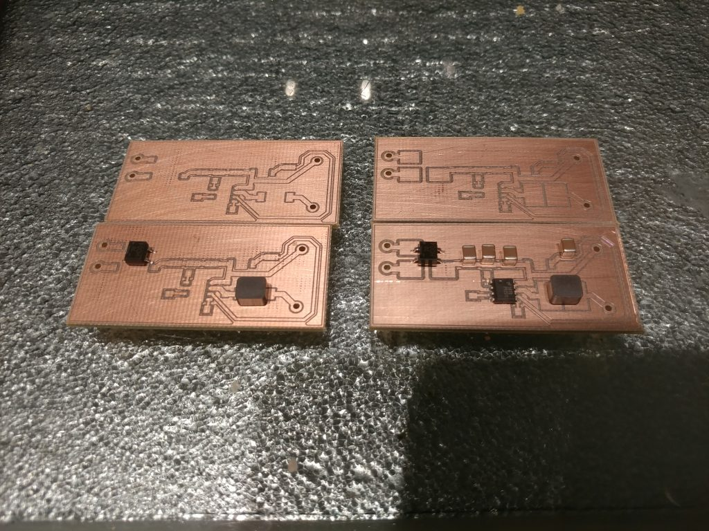 raw pcb's, two kinds